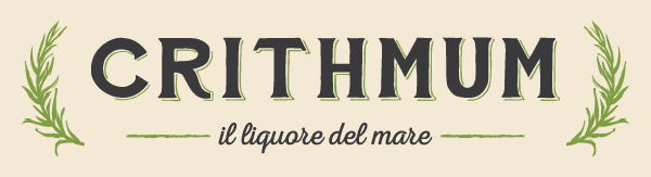 Crithmum – il liquore del mare Logo